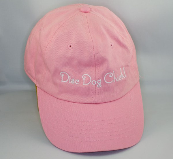 Disc Dog Chick hat