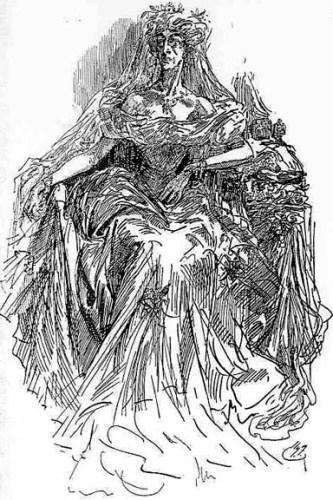 Miss Havisham