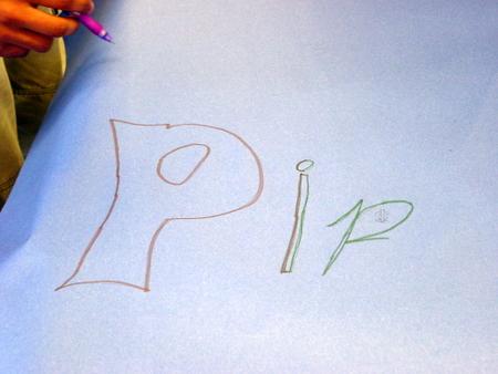 Pip's Mixed Nature