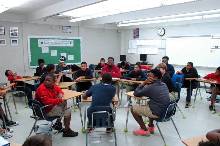 Socratic Seminars and Lyric Moments