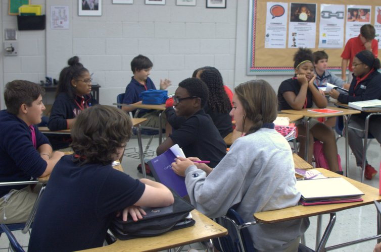 Socratic Seminar and Background Knowledge