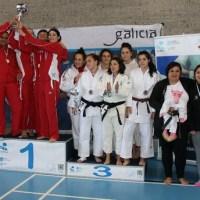 Famu Vigo dominador de la XII Liga de Judo de Ourense
