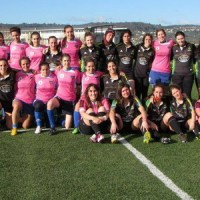 Ourense Rugby femenino finaliza segundo la Liga Gallega y ya prepara de Ascenso