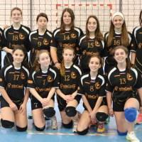 Actividad de los filiales del Club Burgas Voleibol