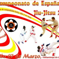 Seis ourensanos del Marbel en el Nacional de Jiu Jitsu