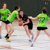Campus Auria y Balonmano Pabellón ceden en sus compromisos de la Copa Autonónima femenina