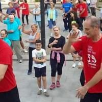 Taichi en la calle: en julio, curso gratuito en el Posío y Os Remedios