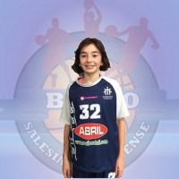 Lucía formará parte de la Selección Gallega Mini Femenina