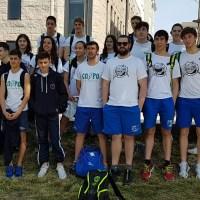 Siete metales para Natación Pabellón en Trofeo Juan Varela de Ferrol