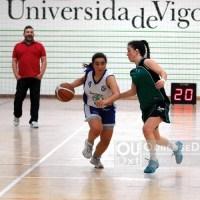 Debút de Carmelitas, Campus y COB en la liga Sub22 de baloncesto