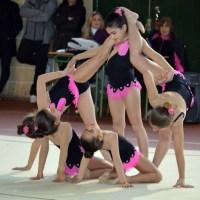 Carballiño sede do Campionato Galego Escolar de Rítmica