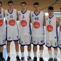 Carmelitas y COB subcampeones de la liga gallega Sub22 de baloncesto