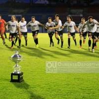 Ourense CF gana la Copa Diputación y firma el ansiado doblete