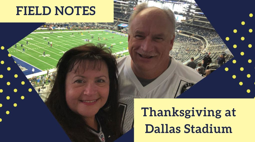 YT - FN Thanksgiving at Dallas Stadium
