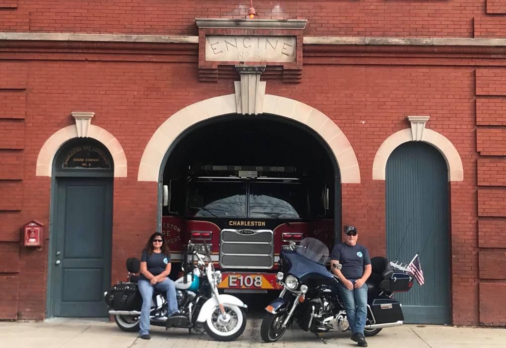 Historic Charleston Fire Station