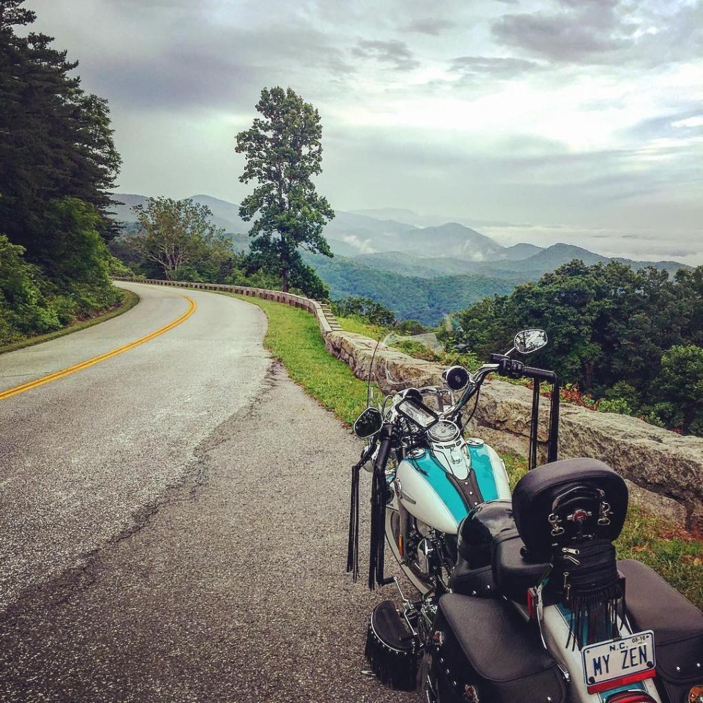 Motorcycle Zen