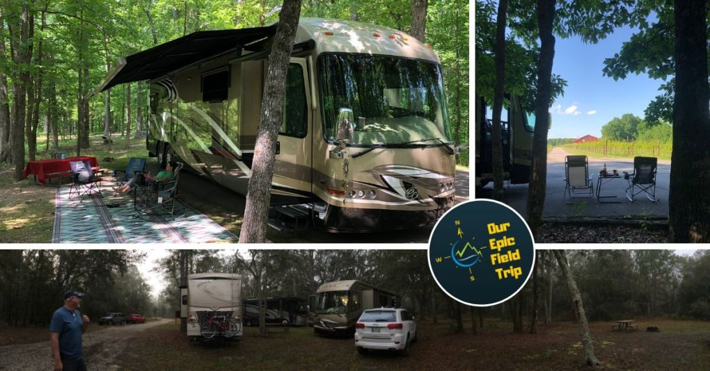 Full-time RV camping costs
