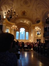 St Martin in the Fields Church - Mozart by Candleight