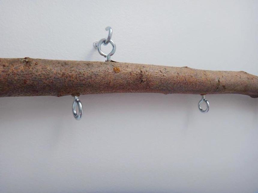 Branch Macrame Plant Hanger DIY (9)
