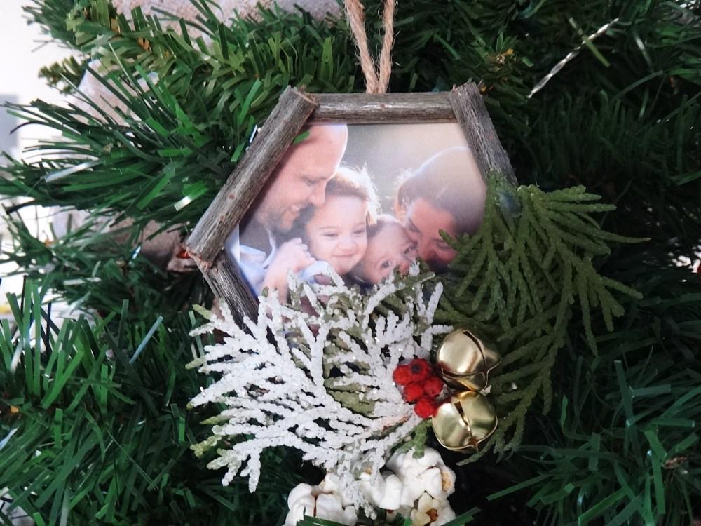 DIY Christmas Ornaments Nature Macrame Inspired (19)