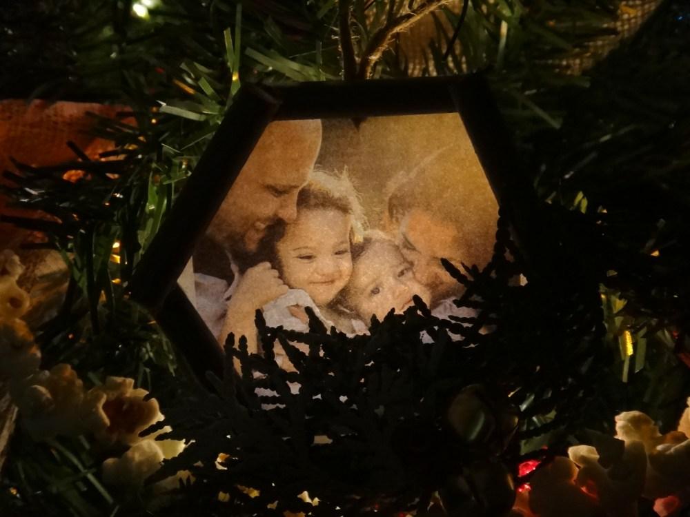 DIY Christmas Ornaments Nature Macrame Inspired (27)