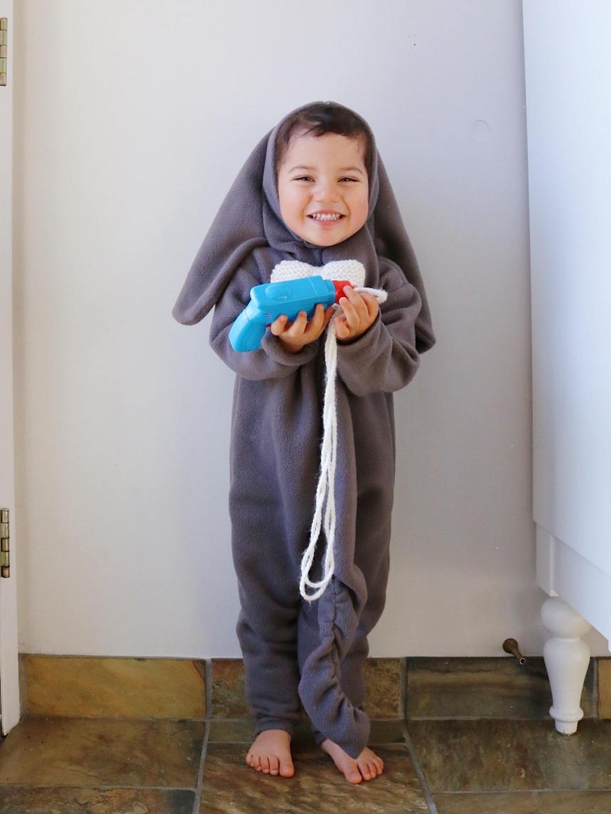 Our Everydays Edmonton Mom Blogger DIY Elephant Halloween Costumes (21)
