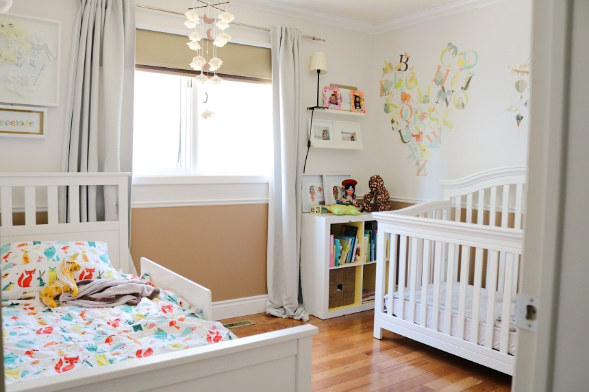 Baby and Toddler Room Sharing Edmonton Mommy Blogger (7)