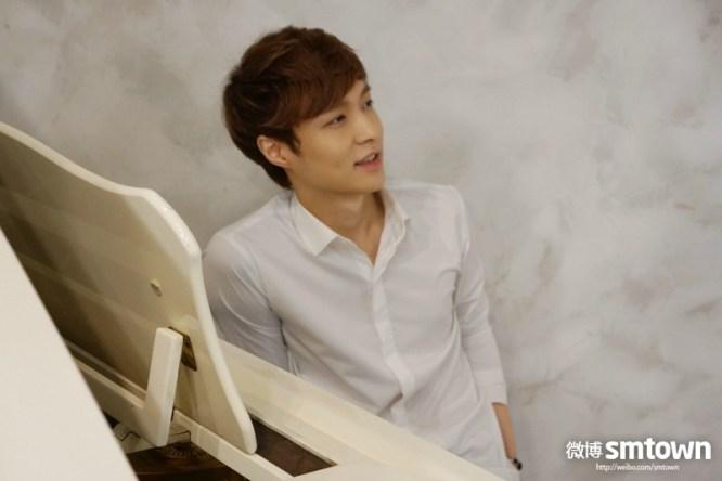 Yixing & Piano
