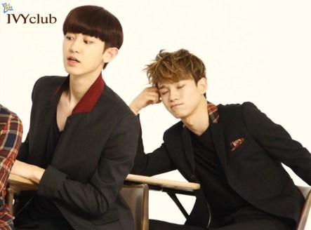 Chanyeol & Chen