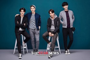 Sehun, Suho, Kai, & Chanyeol