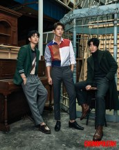 Baekhyun & casts_03