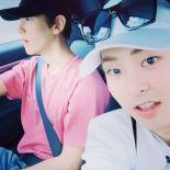 baekhyunee_exo: Hawaii you😆 #Drive #Hawaii (160901)
