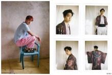 L'uomo Vogue - EXO