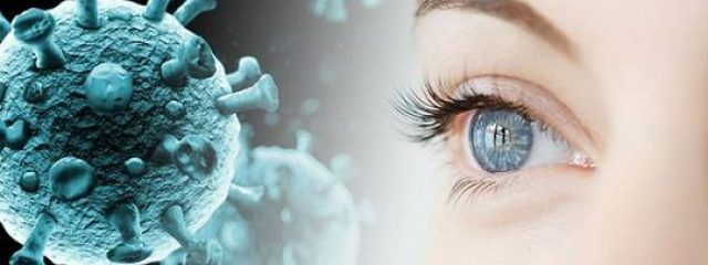 covid-19 eyes care