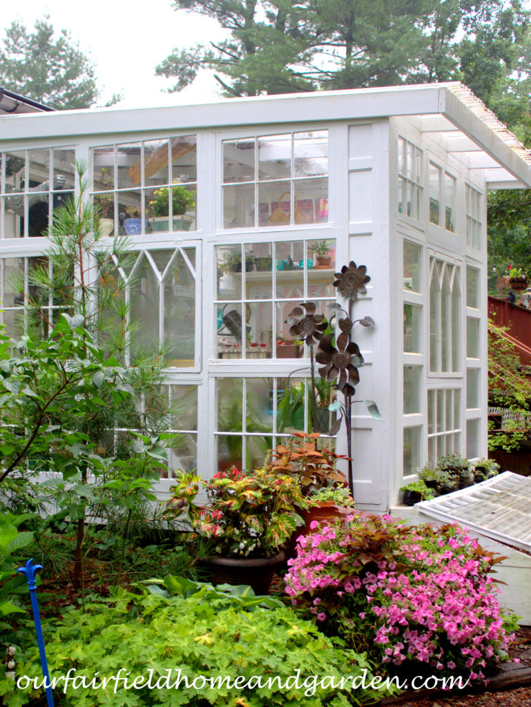 Building Home Garden