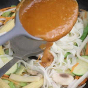 Stir fry sauce