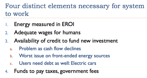 Figure 1. One sheet from Biophysical Economics Conference Presentation