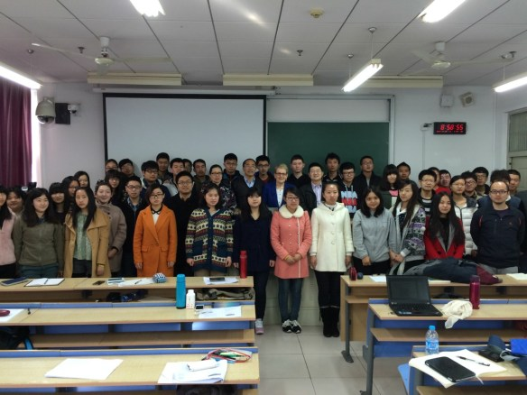students from my class