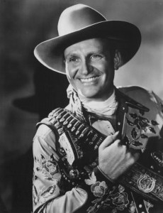 Gene Autry Publicity Photo