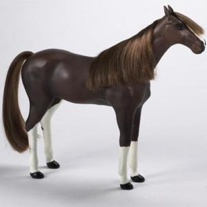 Rythmical horse toy