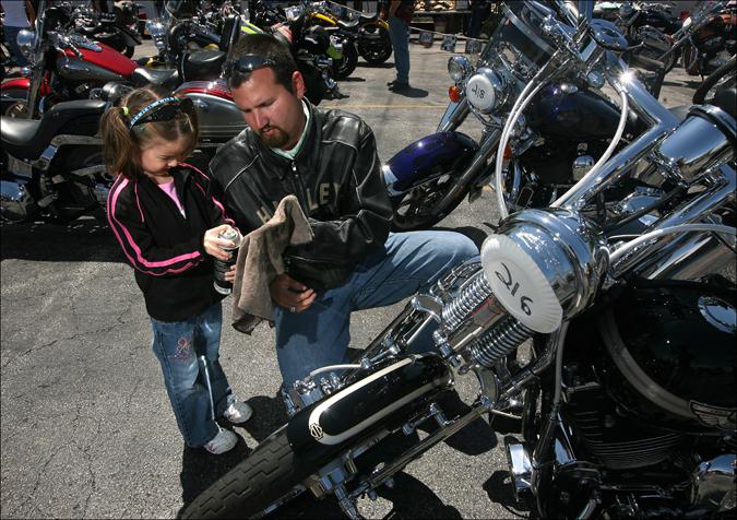 Kellys Motorcycle Rally4166