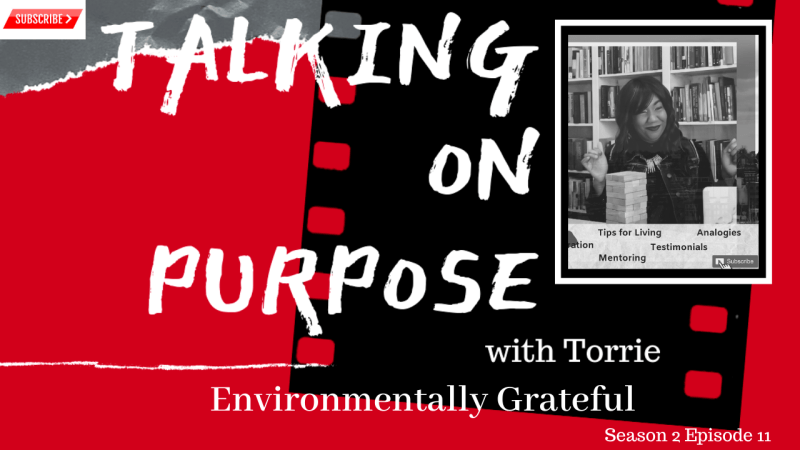 Talking on Purpose with Torrie S2E11