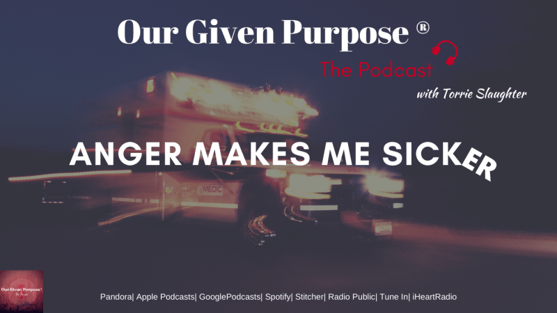 Anger Makes Me Sick-ER, The Podcast