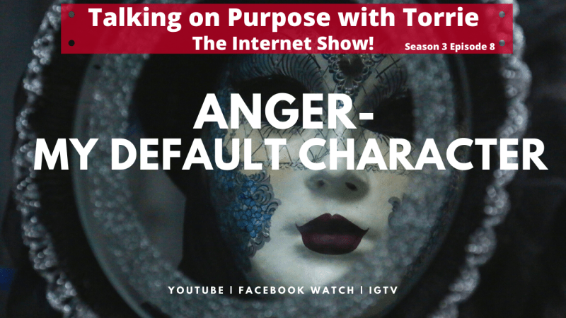 Talking on Purpose with Torrie, the Internet Show