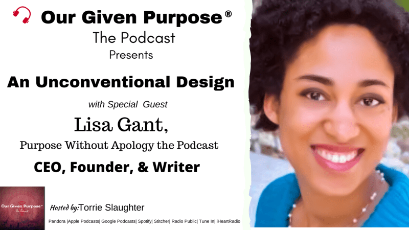 An Unconventional Design, with Special Guest Lisa Gant