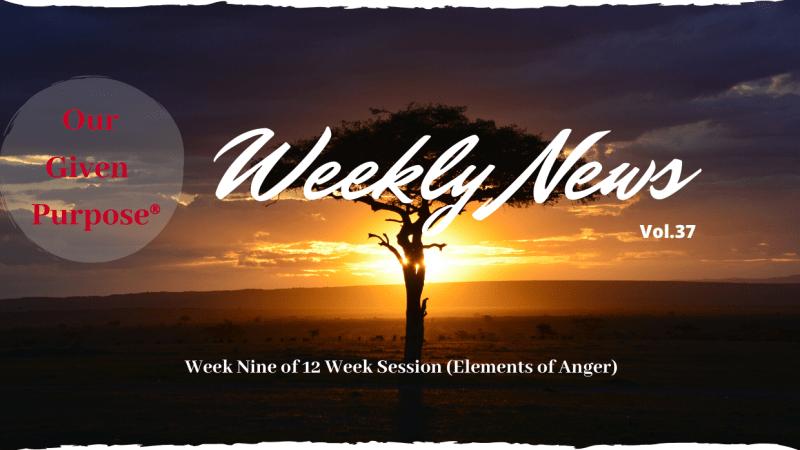 Weekly News, Vol 37