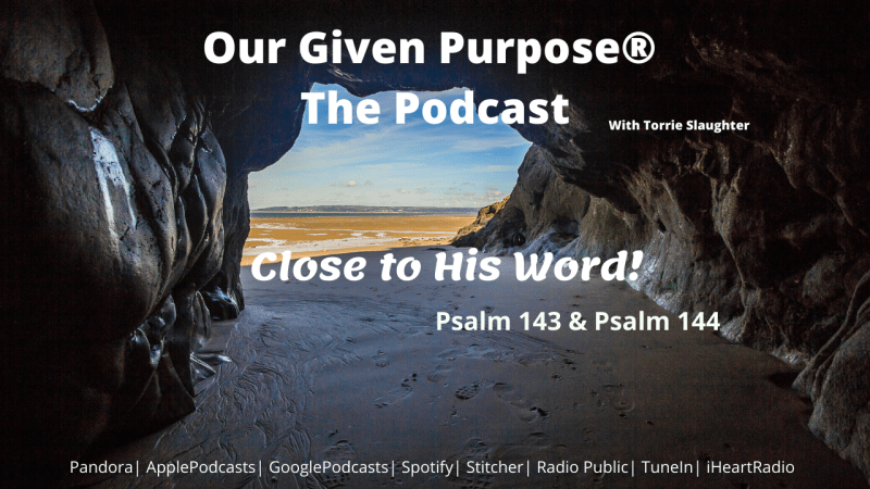 Close to His Word, the Podcast!