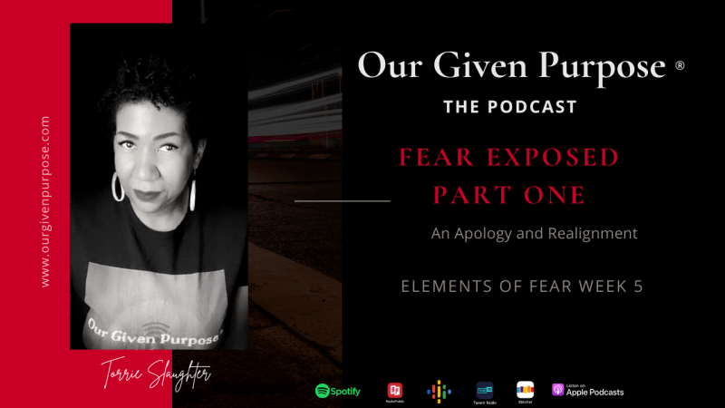 Fear Exposed, Part 1 The Podcast