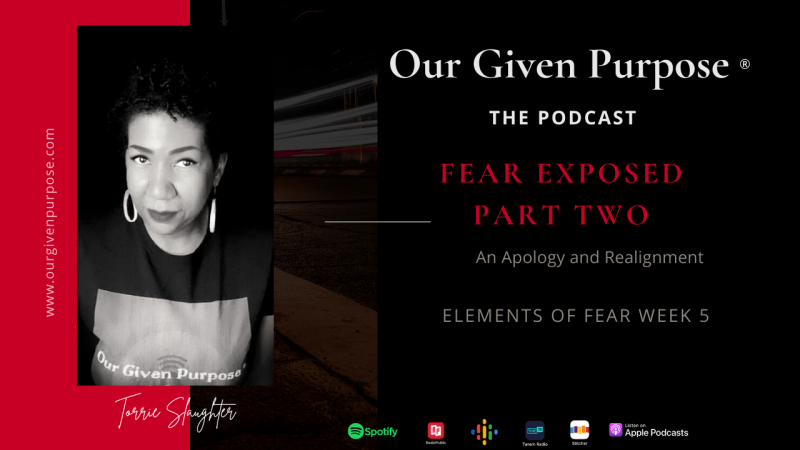 Fear Exposed, Part 2, The Podcast