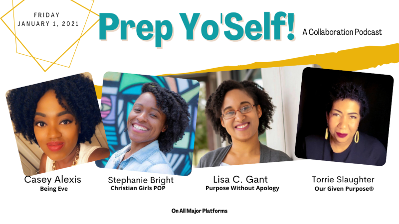 Prep Yo'Self! A Collaboration Podcast